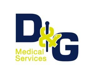 D&G Medical Services Logo