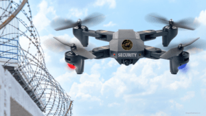P3 Security Drohne